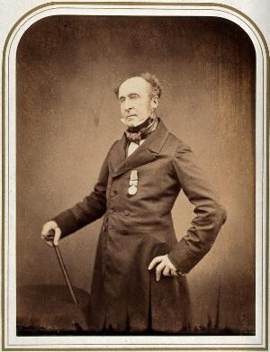 view Roderick Impey Murchison. Photograph by Maull & Polyblank.