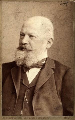 view V. Yeshartz (?). Photograph by J.C. Schaarwächter, 1887.