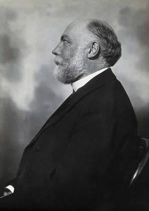 view Frederick Belding Power. Photograph.