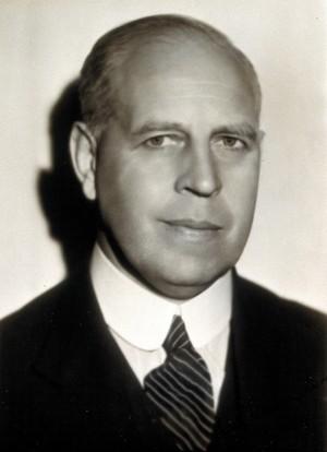 view Sir Philip Henry Manson-Bahr. Photograph.