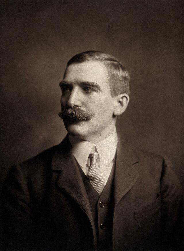 Portrait of Henry Wellcome