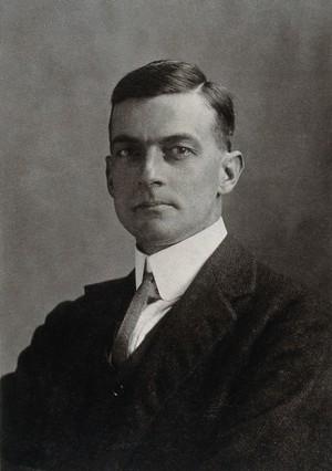 view Richard Alfred O'Brien. Photograph.