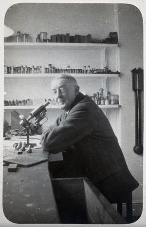 view C. Stevenson. Photograph, c.1930.