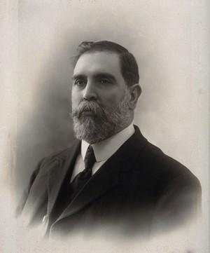 view Ferdinand Zárraga. Photograph.