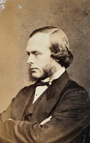 view Sir Joseph Lister, Baron Lister. Photograph.