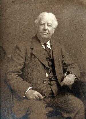view Sir Hector Clare Cameron. Photograph by Thomas Annan & Sons.