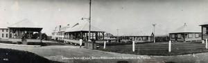 view South Mountain State Sanatorium, Pennsylvania: view of the sanatorium, looking north east. Photograph, 1920/1935?