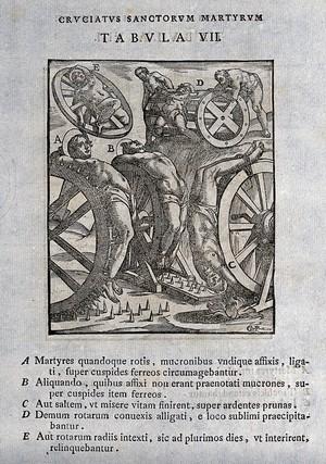 ae292075b136c Martyrdom of four male saints