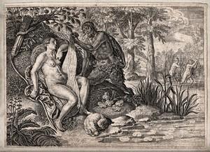 view Diana [Artemis]. Engraving.