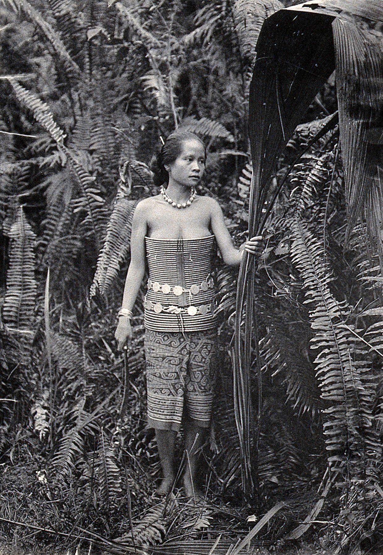 Sarawak girl