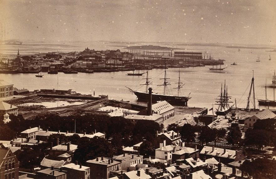 Mussuchussets, 1880, New England