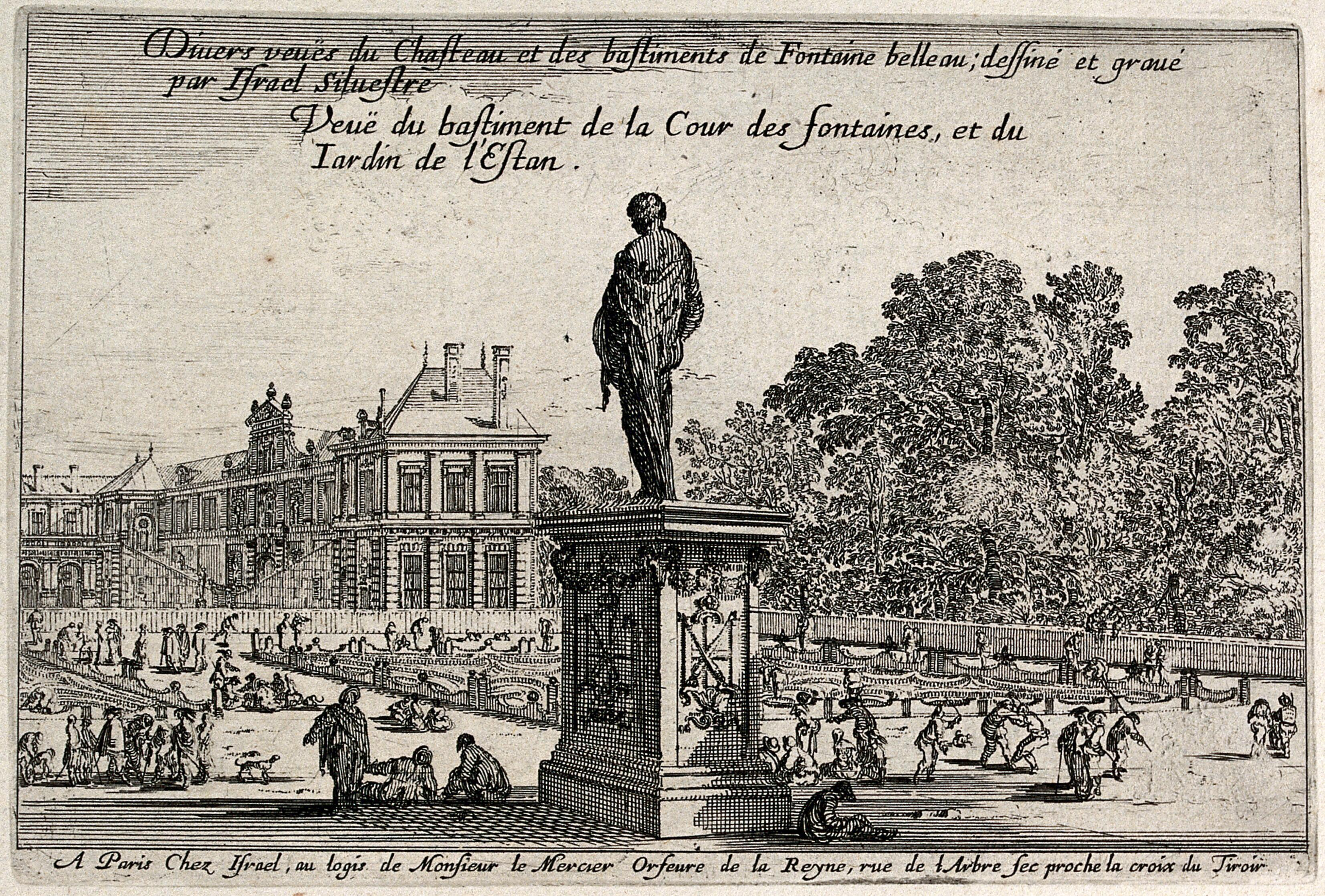 Image De Fontaine De Jardin the cour des fontaines and the jardin de l'estan at
