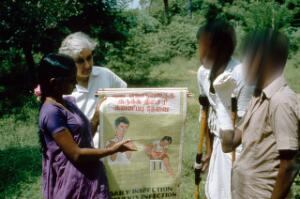 view Leprosy: health education