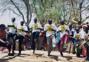 view Health promotion through dance, Tanzania