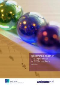 view Becoming a teacher : the experiences of STEM teachers.