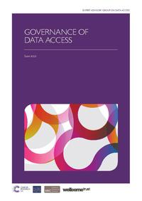 view Governance of data access / Expert Advisory Group on Data Access.