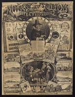 view Mother Shipton's life & prophecies.