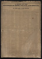 view A chart of the histories of Rome, France, and Britain, with historical notices and dates of the other States of Europe / by Edward Ward Foster, 61, King William Street (City), London.