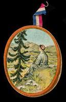 view Guerre 1914-1917 : Journée nationale des tuberculeux anciens militaires / dessin d'Abel Faivre.