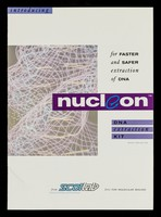 view Introducing Nucleon DNA extraction kit : for faster and safer extraction of DNA / from Scotlab.