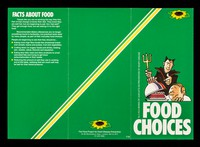 view Food choices / Flora Project for Heart Disease Prevention.