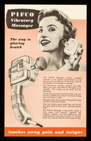 view Pifco vibratory massager : the way to glowing health... soothes away pain and fatigue / Pifco.