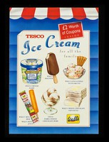 view Ice cream for all the family / Tesco... Walls.