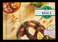 view Cooking with French roulé / Tesco ... in conjunction with H.T. Webb & Co. Ltd.