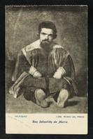 view Don Sebastián de Morra / Velázquez.
