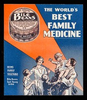 view Bile Beans for biliousness ... : the world's best family medicine : being purely vegetable, Bile Beans suit young & old / C.E. Fulford, Ltd.