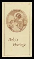 view Baby's heritage / Horlick's Malted Milk Co.