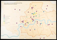 view The map : your guide to services for young gay men, lesbians & bisexuals in London / Camden & Islington Health Promotion Service.