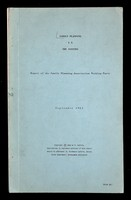 view Family planning in the sixties : report of the Family Planning Association Working Party.