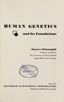 view Human genetics and its foundations.