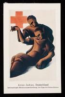 view Arno Jahne, Deutschland : Internationale Konkursausschreibung der Liga der Roten Kreuze.