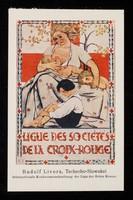 view Rudolf Livora, Tscecho-Slowakei : Internationale Konkursausschreibung der Liga der Roten Kreuze.
