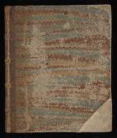 view Receipt book of Anna-Maria Meysey junior