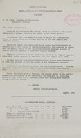 view [Report of the Medical Officer of Health for Mitcham].