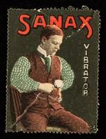 view Sanax vibrator : 16.