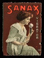 view Sanax vibrator : 18.