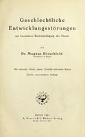 view Sexualpathologie : ein Lehrbuch für Aerzte und Studierende.
