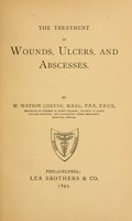 view The treatment of wounds, ulcers, and abcesses.