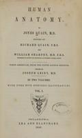 view Human anatomy (Volume 1).