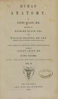 view Human anatomy (Volume 2).