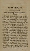 view An analysis of the mineral waters of Saratoga and Ballston : with practical remarks on their use in various diseases.  Containing observations on the geology and mineralogy of the surrounding country, with a geological map.