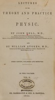 view Lectures on the theory and practice of physic (Volume 2).