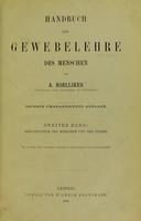 view Handbuch der Gewebelehre des Menschen.