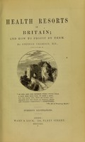 view Health resorts of Britain : and how to profit by them / by Spencer Thomson.