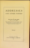 view Addresses & other papers.