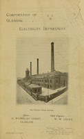 view Electricity : lighting, heating, cooking and power : Smoke Abatement Exhibition, 1910.